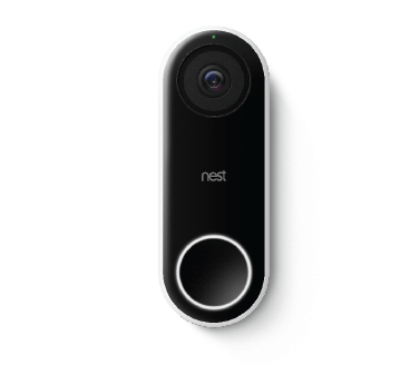 DISH Smart Home Services - Nest Hello Video Doorbell - Fresno, California - LinkUs Enterprises, LLC - DISH Authorized Retailer