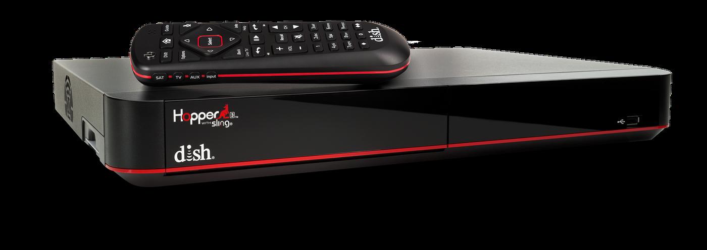 DISH Hopper3 Voice Remote