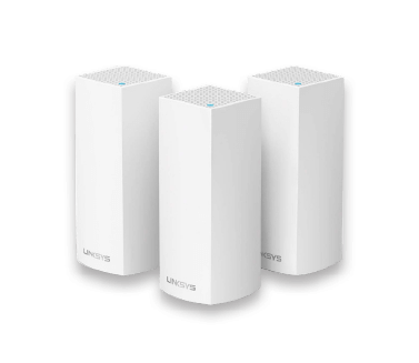 DISH Smart Home Services - Linksys Velop Mesh Router - Fresno, California - LinkUs Enterprises, LLC - DISH Authorized Retailer