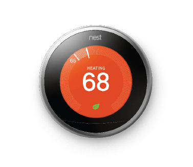 DISH Smart Home Services - Nest Learning Thermostat - Fresno, California - LinkUs Enterprises, LLC - DISH Authorized Retailer