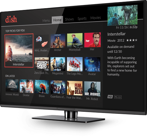 Get DISH On Demand Movies from LinkUs Enterprises, LLC in Fresno, California - DISH Authorized Retailer